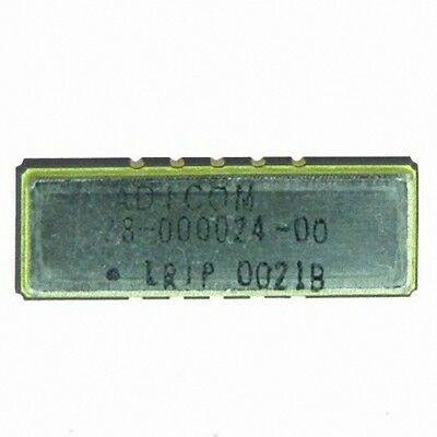 137.2MHz SAW Filter SF1114A IL:14dB SMD