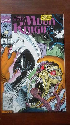Marvel Comics Marc Spector Moon Knight # 32 VF-NM 1989 First Printing