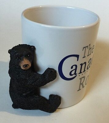Grizzly Black Bear Canadian Rockies Coffee Cup