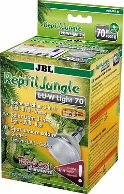 JBL ReptilJungle L-U-W Light 70W