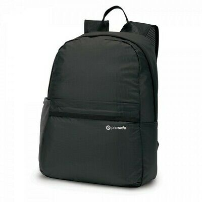 Pacsafe 15L Pouchsafe PX15 eXomesh Anti Theft Day Travel Back Pack - CHARCOAL