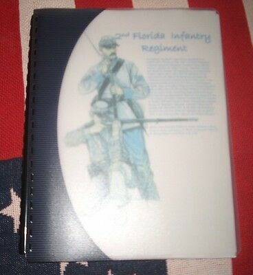 Civil War History of the 2nd Florida Infantry Regiment