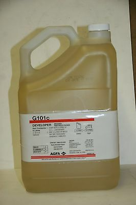AGFA Developer Concentrate (G101c) 5 Liters