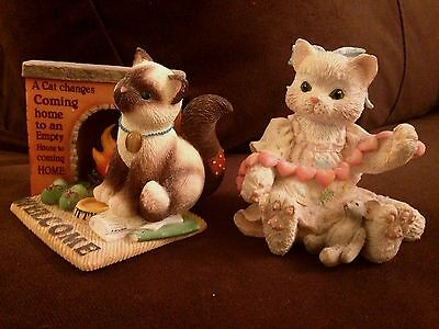 """A Couple Of Very Cute """"Calico Kittens"""" - Each With Registration Numbers"""