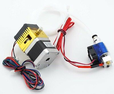 3D Printer Drucker Head Extruder Thermistor MK8 with E3D J-Head Hot End Extruder