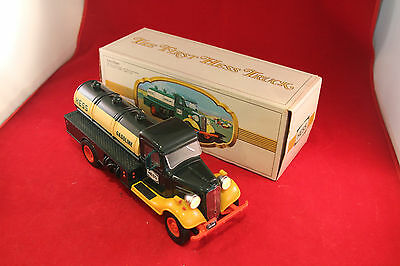 Hess Tank Truck The First Hess Truck w/ Black Switch In Original Box