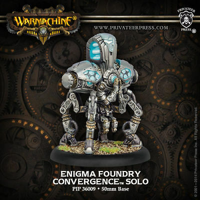 Privateer Press 009 Warmachine - Convergence: Enigma Foundry *NIB* Free Shipping