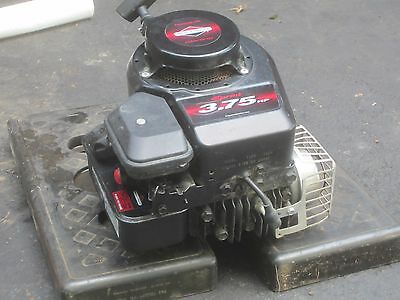 BRIGGS & STRATTON 3 75 hp Engine Motor Vertical Shaft 7/8