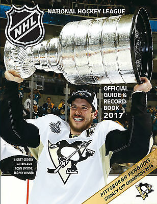 NHL Official Guide & Record Book 2017      NEW EDITION AVAILABLE NOW!