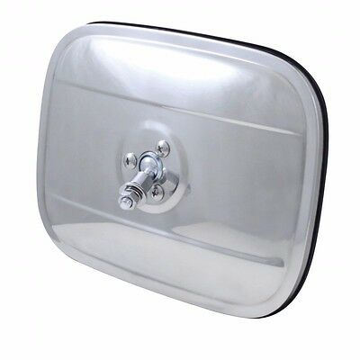 Square head Stainless Steel 1940-1972 CHEVROLET C10 Pickup TRUCK SIDE MIRROR