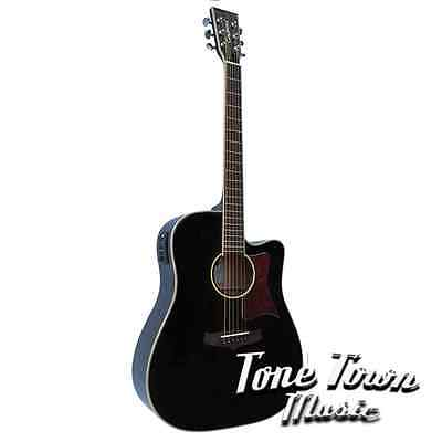 Tanglewood TW5BK Winterleaf Acoustic Electric Guitar *BRAND NEW*FREE SHIPPING*