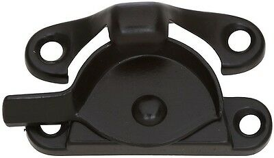 National Hardware N331-520 Sash Lock, Zinc Die Cast, Oil Rubbed Bronze