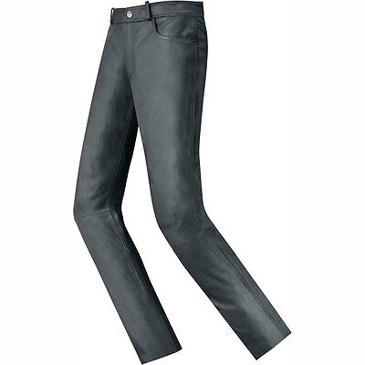 Motorcycle Highway No 1 Exell II Leather Jeans Mens UK Seller