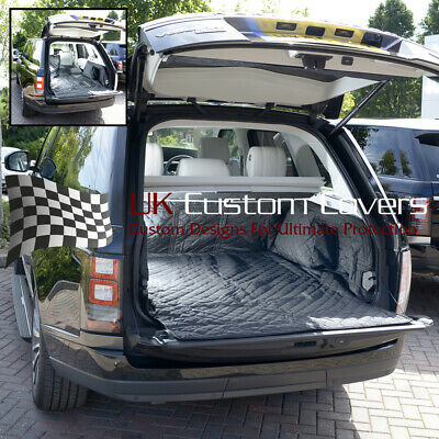 Range Rover Vogue Tailored Quilted Waterproof Boot Liner Mat 2013 On 227