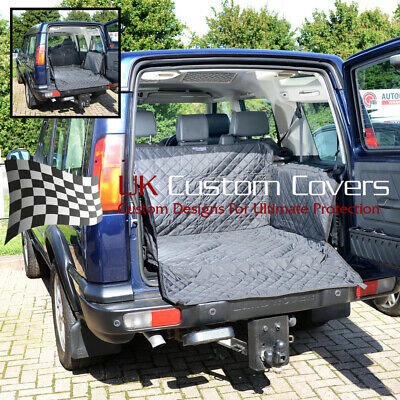 Land Rover Discovery 2 Quilted Waterproof Boot Liner Mat 1999-2004 231