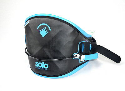 NEW Liquid Force SOLO Kiteboarding Harness - LARGE - BLUE
