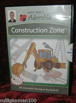Adorable Ideas Construction Zone by John  Deer (2016-233)