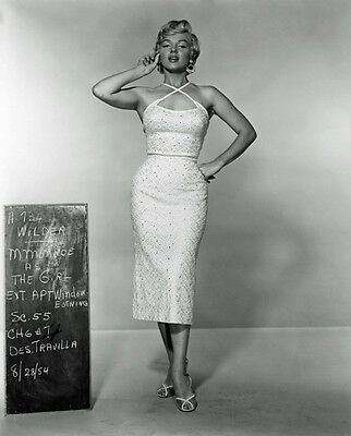 Marilyn Monroe UNSIGNED photo - C1144 - The Seven Year Itch
