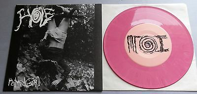 "Hole - Retard Girl USA 1990 SFTRI Pink Vinyl 7"" Single"