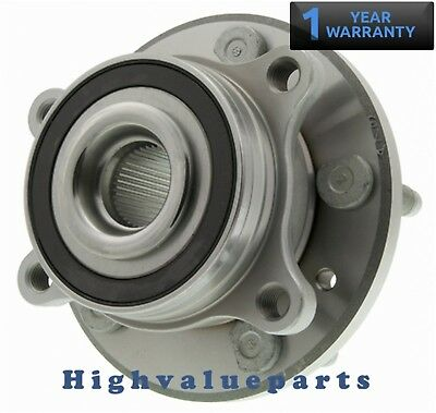 513275 Front/Rear Wheel Bearing and Hub Assembly for Ford Flex Lincoln MKS MKT