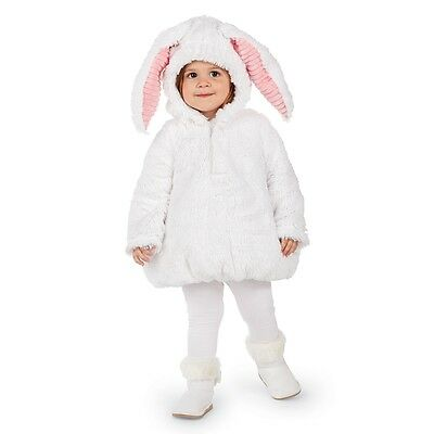 Mud Pie MH6 Baby Infant Girl Boy Halloween Or Easter Bunny Costume 1002021