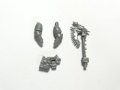 Forgeworld - SONS OF HORUS REAVER ATTACK SQUAD - Arms Bolter Chain Axe