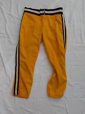 1983 Pittsburgh Pirates TONY PENA Game Used  Pants Laundry Tagged GOLD