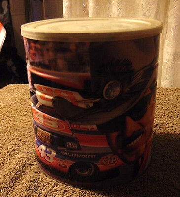 Maxwell House Coffee 39 oz Can LIMITED EDITION Richard Petty NASCAR #43 Unopen.