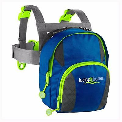 Lucky Bums Fall Line Ski Trainer Blue