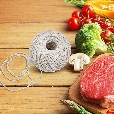 220-feet Cooking Butcher's Cotton Twine Meat Prep and Trussing Turkey Strings DT