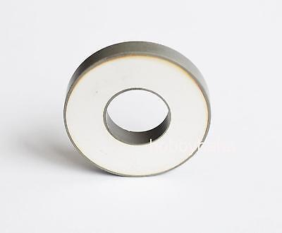 New 41.5khz Ultrasonic Piezoelectric Transducer Element Ceramic Ring 38*15*5