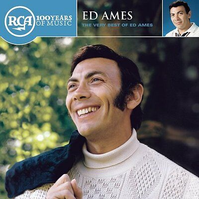 Ames,ed-Very Best Of Ed Ames  (Us Import)  Cd New