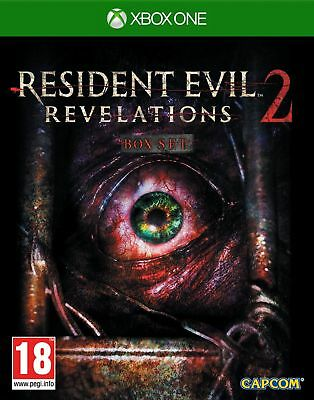 Resident Evil Revelations 2 (Xbox One) NEW & SEALED - Fast Dispatch