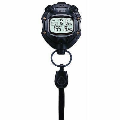 Casio Unisex Handheld Stopwatch - Sports & Outdoor Use
