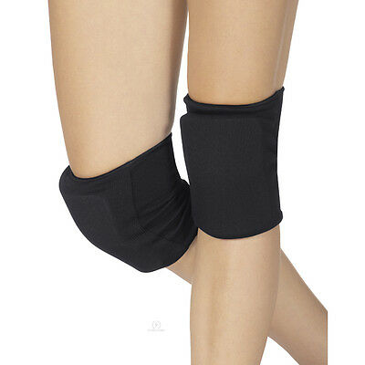 NEW  knee pads Black SMALL