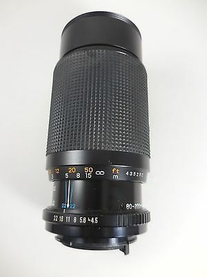 Rokinon Auto Zoom Super Coated 1:4.5 f=80-200mm 52ø 938810 §