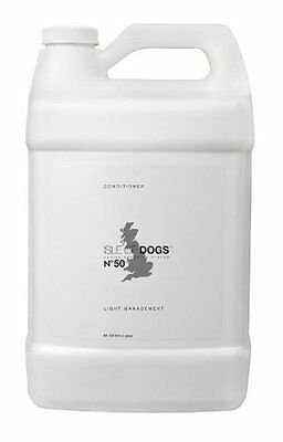 Isle of Dogs Coature No 50 Light Management Conditioner for Dogs 1 Gallon 3.79L