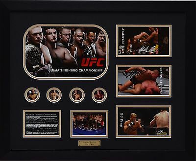 UFC Limited Edition Framed *Stock Clearance Sales*