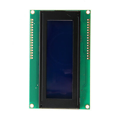 2004 20x4 Characters LCD Display Module Blue Blacklight AD
