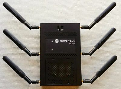 Motorola AP-650 external antenna WLAN wireless access point Dual Radio Wifi