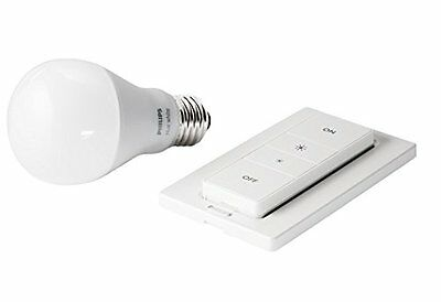 Philips {455394} Hue Wireless Dimming Kit 2nd Generation Wireless Switch Place