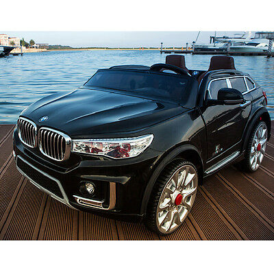 BMW X7  Style Two Seats Kids Ride on Car With 2.4Ghz remote control
