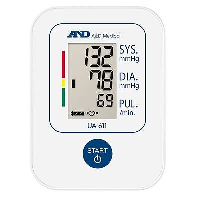 Upper Arm Blood Pressure Monitor By A&D (UA611)