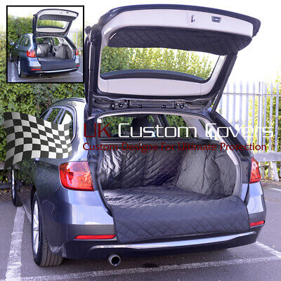 Bmw 3 Series Touring Estate F31 Tailored Quilted Boot Liner Mat 2012 On 221