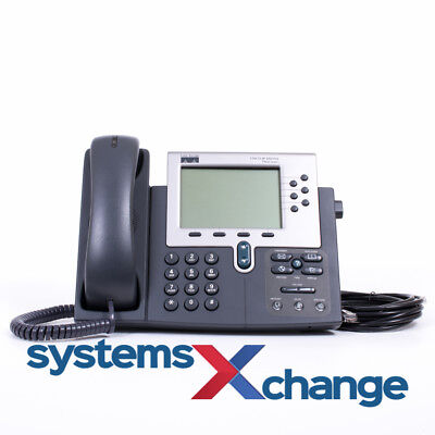 Cisco 7960 SIP Phone for the 3CX Hosted Network *Grade A & 12 Month Warranty*