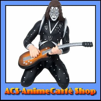 Rock Music Star Kiss Band Superstar Ace Frehley The Spaceman Mini Figure New