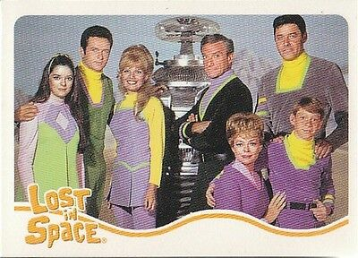 The Complete Lost In Space: 90 Card Basic/Base Set