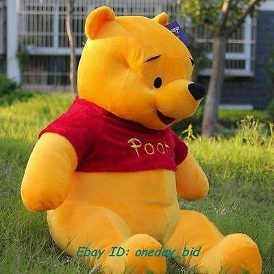 "Hot Giant Plush Winnie Pooh Bear Sully Stuffed Plush Toy 100cm/38"" H"
