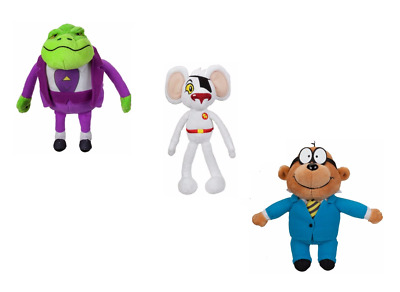 Danger Mouse Small Plush Assortment with Sounds