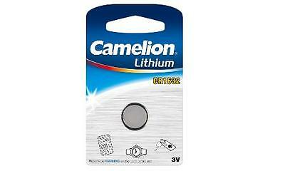 CR1632 Camelion 3 Volt Lithium Coin Cell Battery